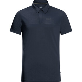 Jack Wolfskin JWP Polo Homme, night blue